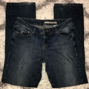DKNY Straight Leg Jeans Size 10R Gently Used